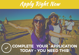 Birthright Israel: Shorashim - Apply Now Sidebar Button