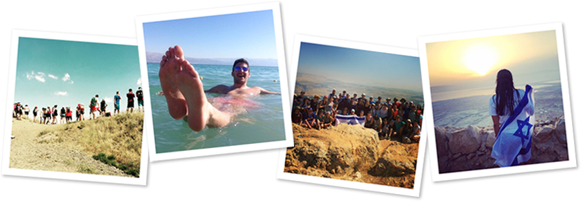 Birthright Israel Central Florida Collage