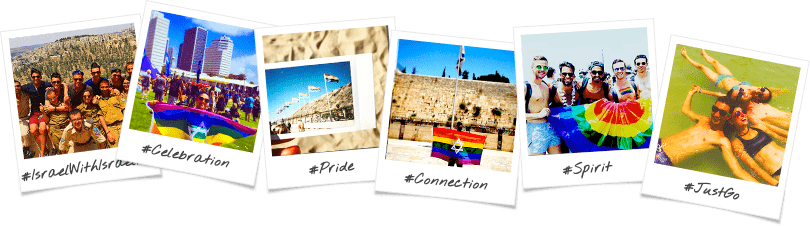 New York LGBTQ Birthright Israel Trip Options Collage